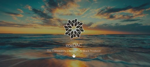 Eosdac token price